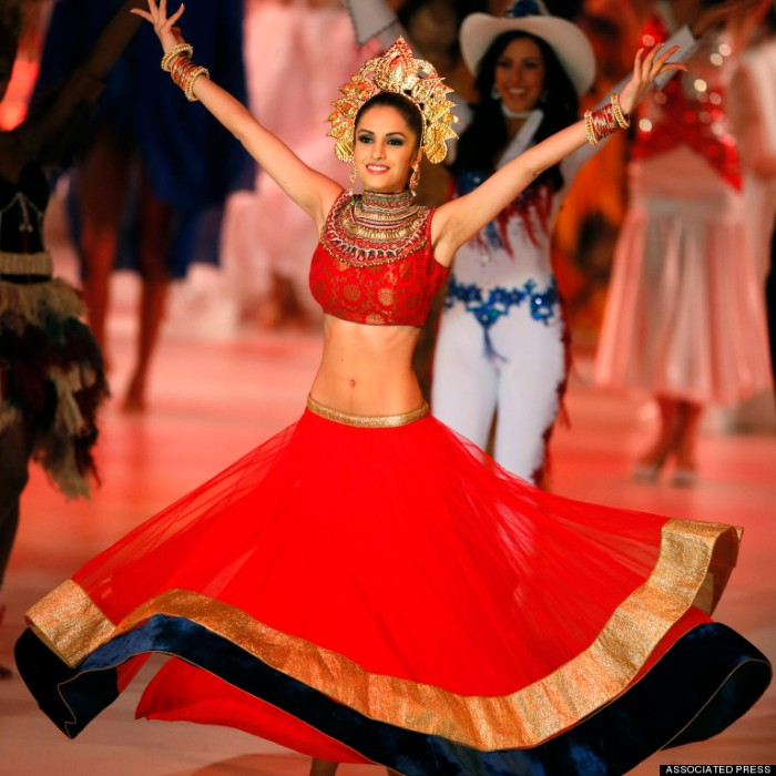 Britain Miss World