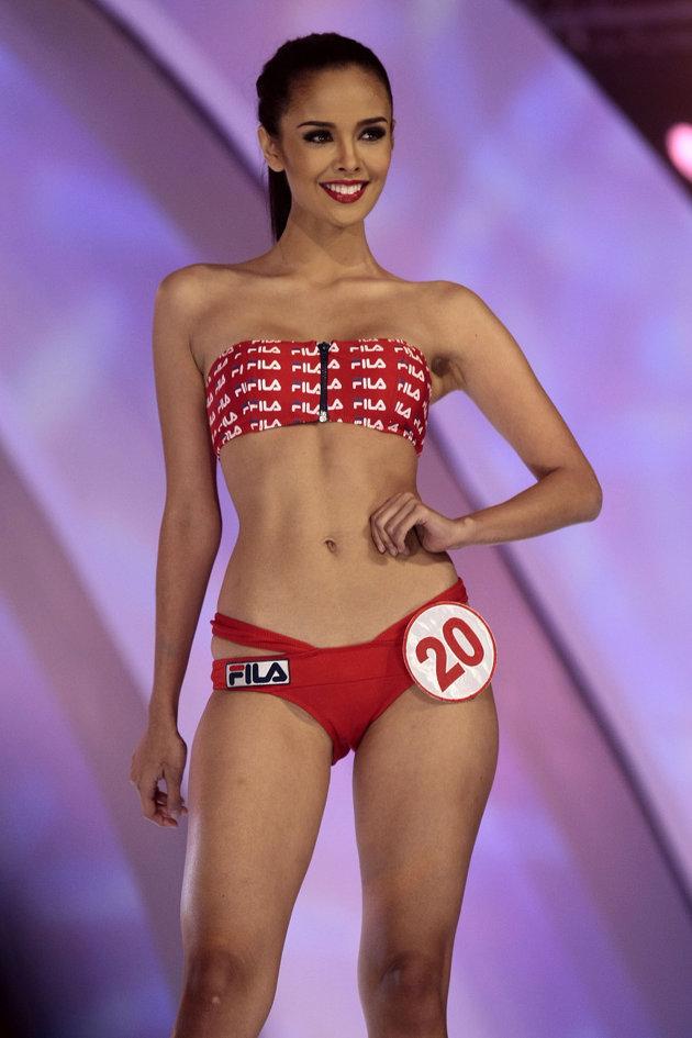 Photos topless Megan young