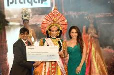 Best National Costume- Roshmitha Harimurthy