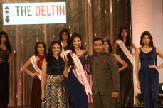 The Deltin Miss Aqua Queen-Roshmitha Harimurthy