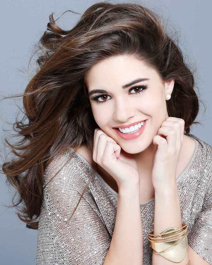 Allie Dunn Miss North Carolina USA 2016