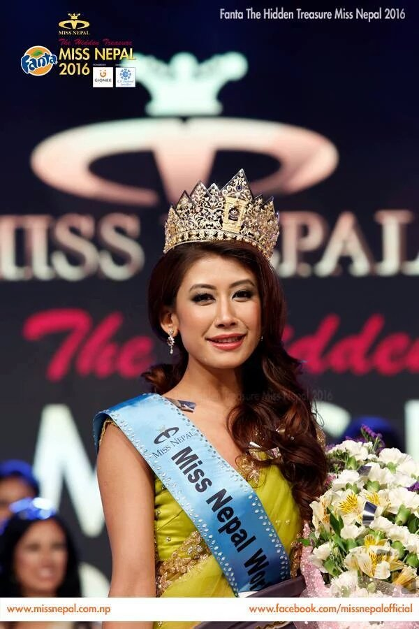 Asmee Shrestha is Miss Nepal 2016.jpg