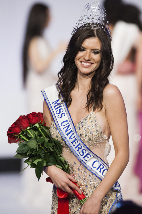 Barbara Filipovic is Miss Universe Croatia 2016 ,.jpg