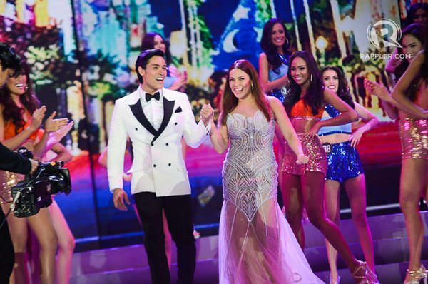 Hosts of BB Pilipias 2016