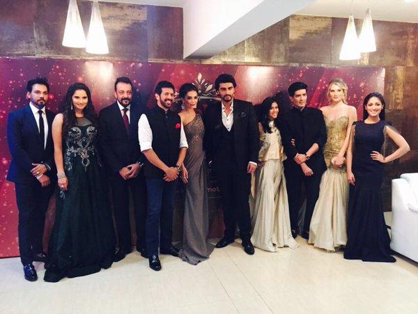 Jury Panel of Miss India 2016