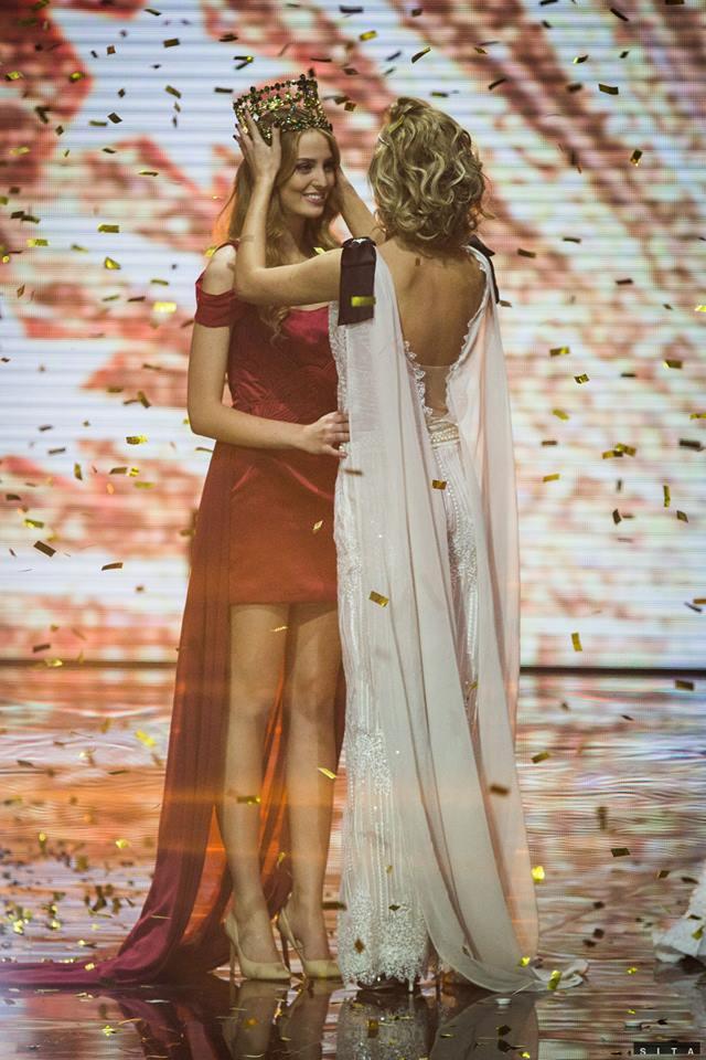 Kristína Činčurová is Miss Slovensko 2016