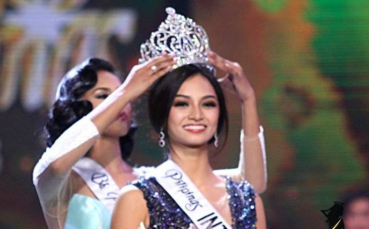 Kylie Verzosa is Miss International Philippines 2016