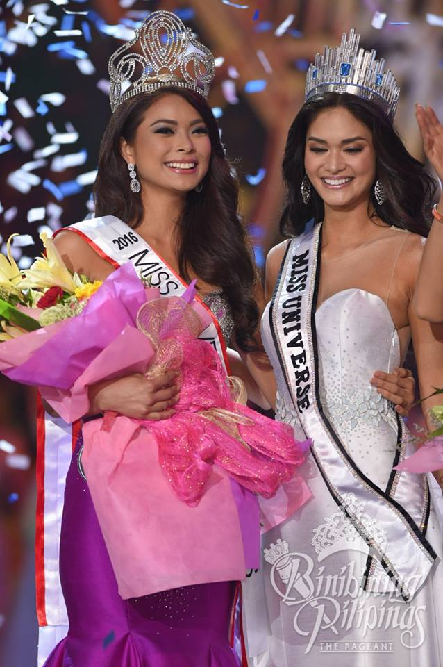 Maxine Medina Crowned Miss Universe Philippines
