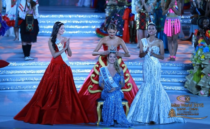 Mireia Lalaguna Miss World 2015