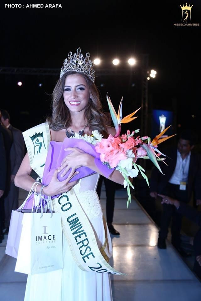 Natalia Sanchez Miss Eco Universe 2016 Costa Rica