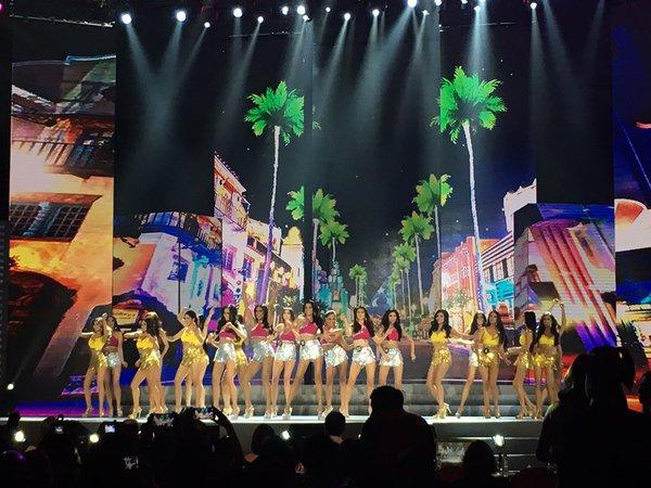 Opening Number Bb Pilipinas 2016