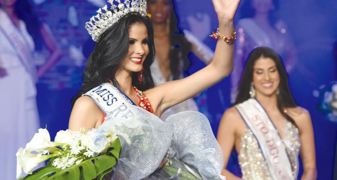 Sal García is Miss República Dominicana 2016