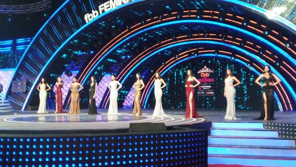 Top 10 Miss India 2016