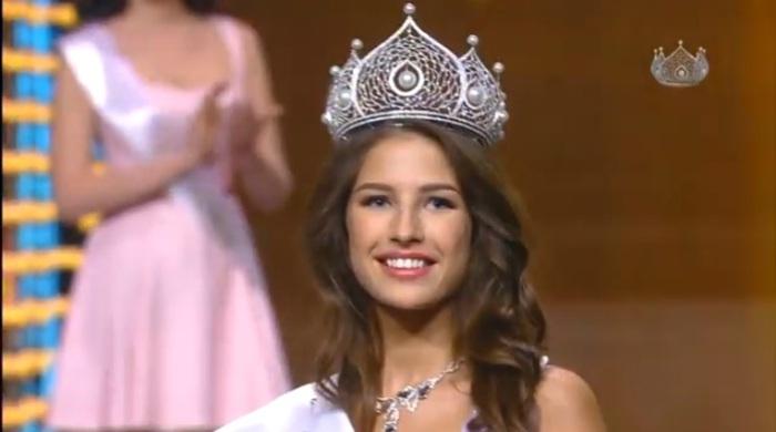 Yana Dobrovolskaya Miss Russia 2016