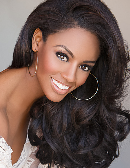 Desi Williams Miss Virginia USA