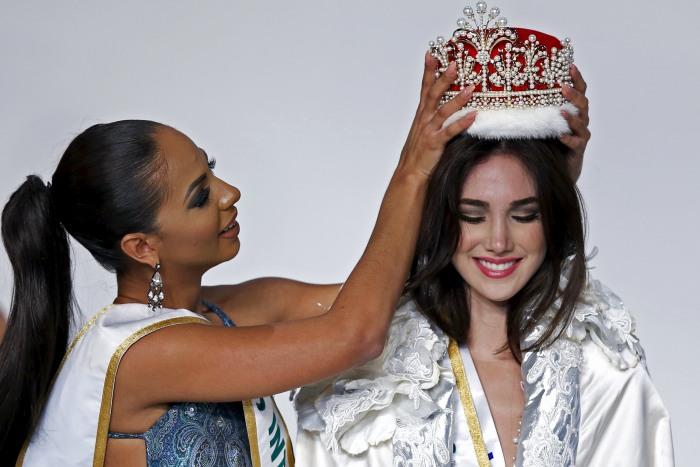 Miss International India