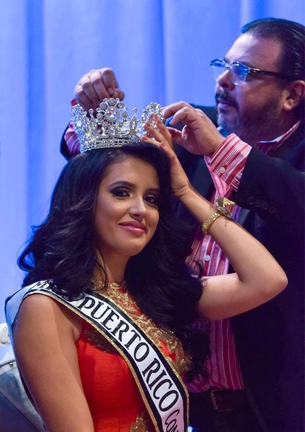 Miss United Continents Puerto Rico 2016