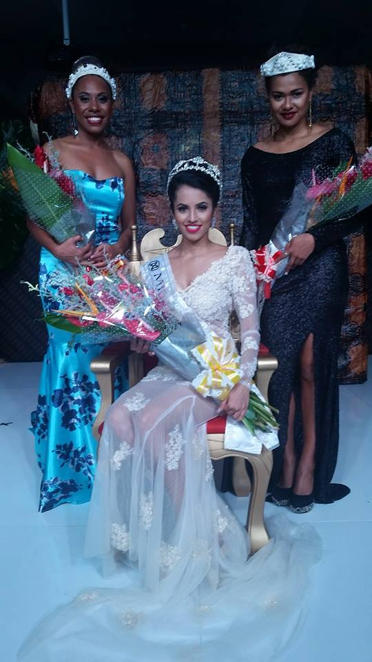 Miss World Fiji 2016