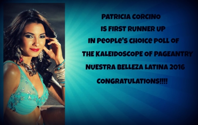 Patricia Corcina People's Choice TKOP
