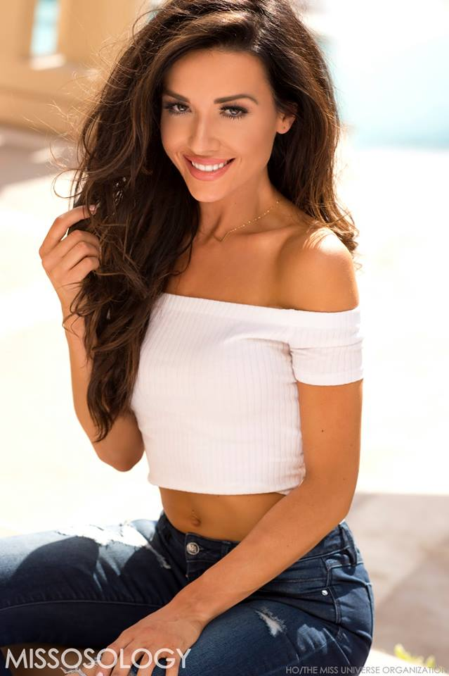 Susie Leica, Miss Michigan USA 2016