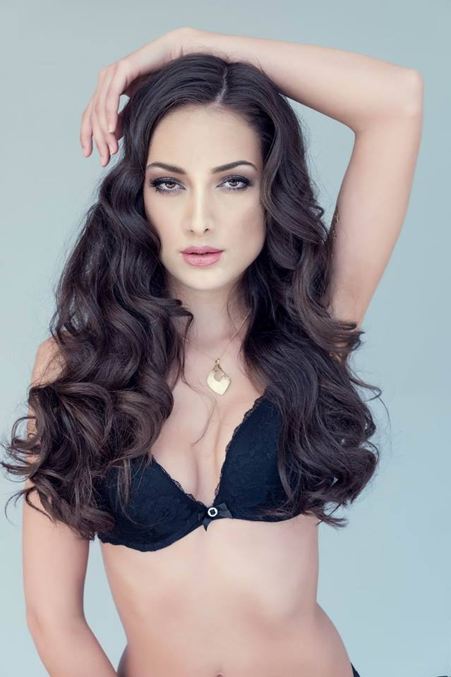 Dajana Dzinic es Miss Universe Austria 2016! Dajana-dzinic