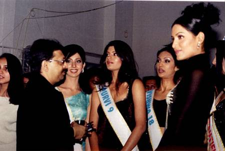 Femina-Miss-India-2001-prelims-Chennai