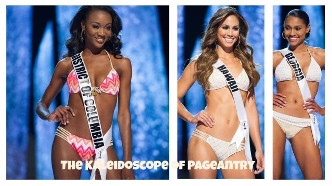 Miss USA 2016 Top 3