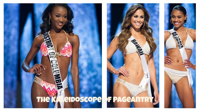 Miss USA 2016 Top 3