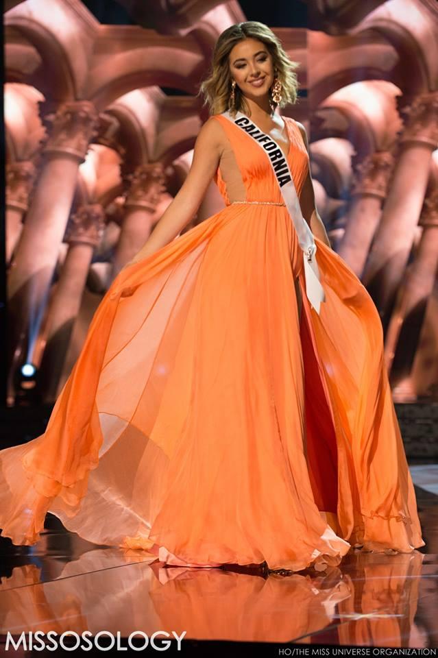 Nadia Mejia, Miss California USA