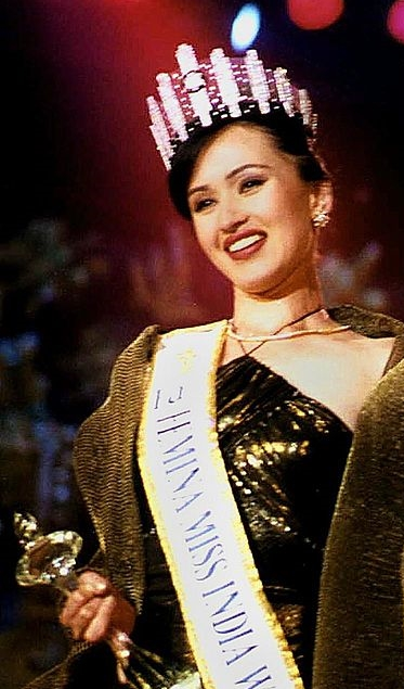 An Exclusive Interview With Sara Corner Miss World India 2001