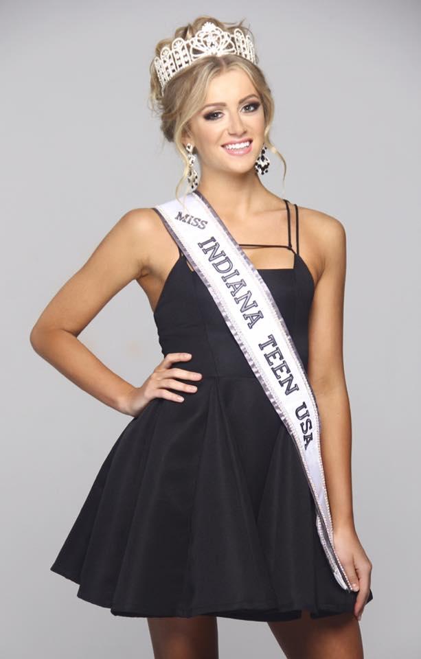Miss Indiana Teen USA