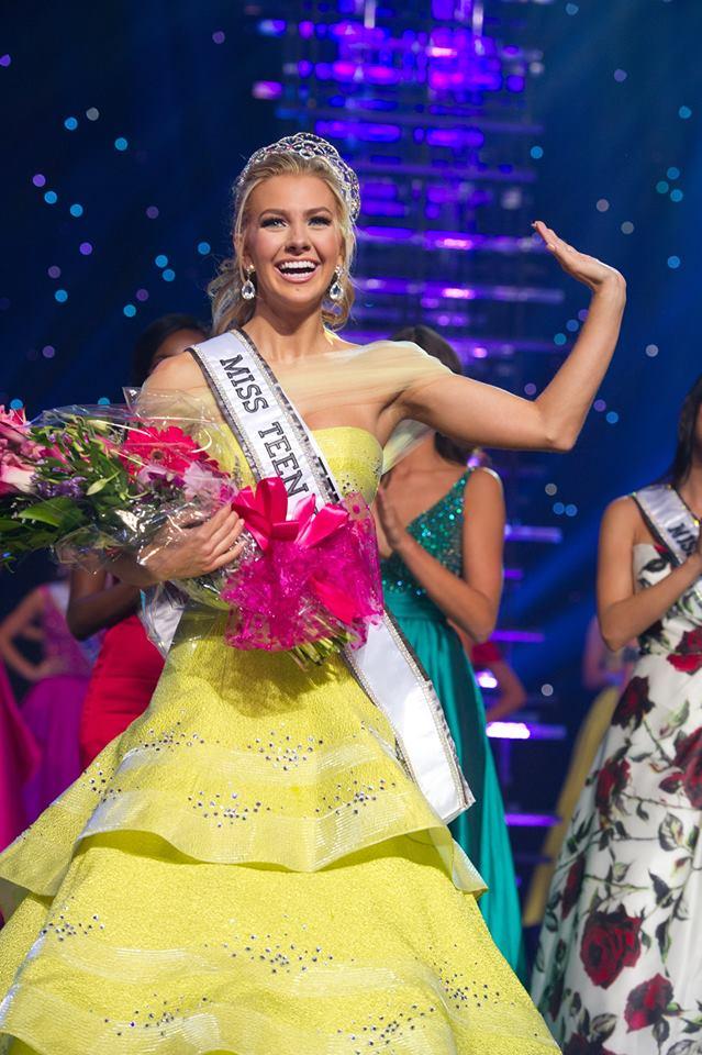 Miss Teen USA 2016 Texas