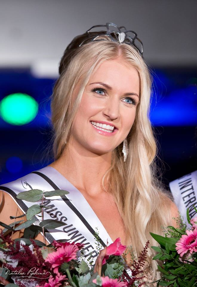 Miss Universe Norway 2016 Christina Waage.jpg
