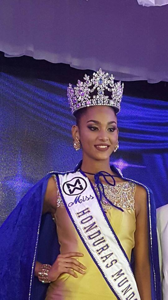 miss world honduras 2016
