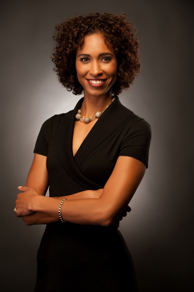 Monday, Oct. 26, 2009 -- Bristol, CT -- Building #12 -- Sage Steele