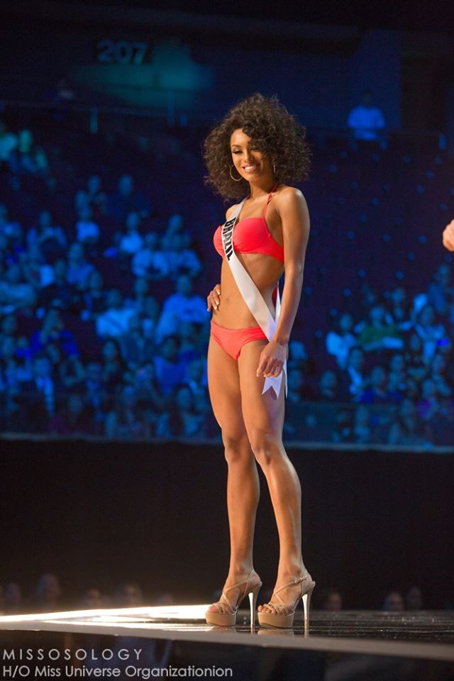 3d96fdbbdcba0 Review: Who Stood Out In Swimsuit Round of Miss Universe Preliminary ...