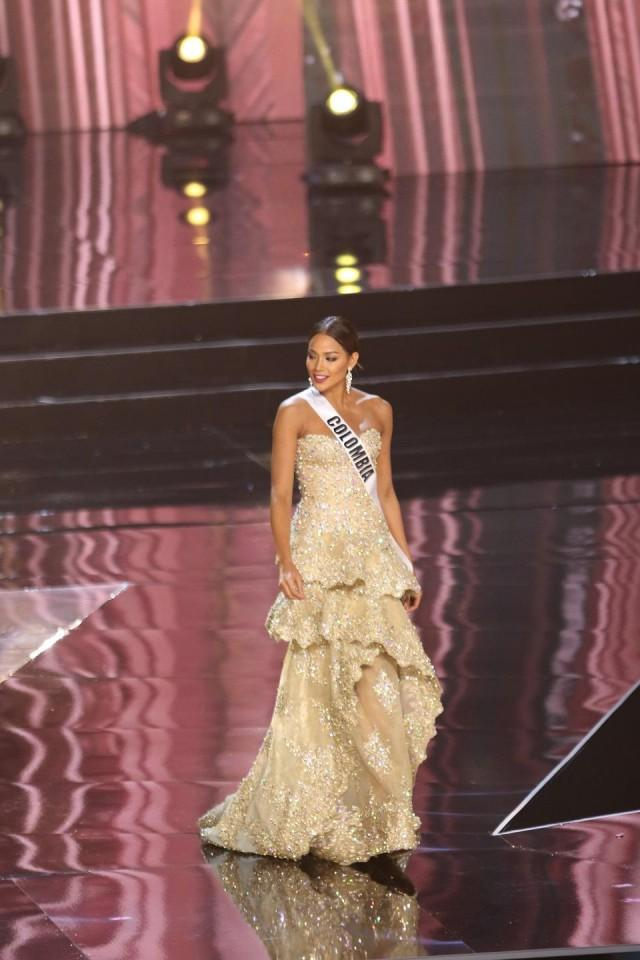 The Kaleidoscope of Pageantry — Miss Universe 2016 Evening Gown ...