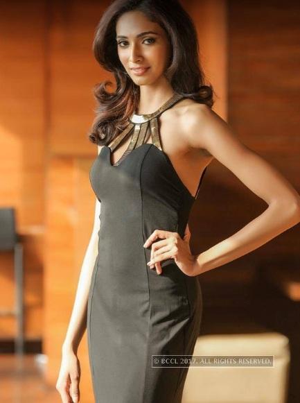 Christeena Biju Miss Odissa 2017