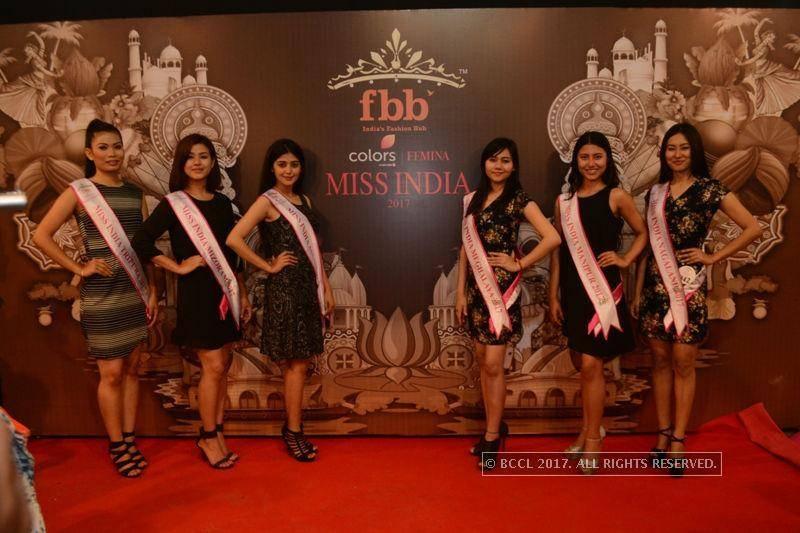 femina miss india northeast winners