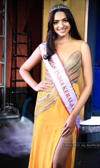mannat-singh-miss-kerala-2017-india