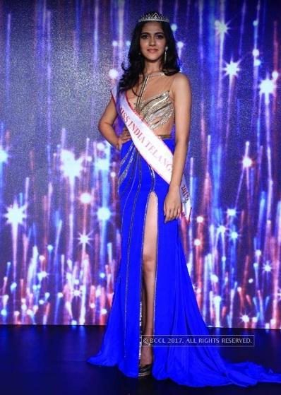 simran-choudhary-miss-india-telangana-2017