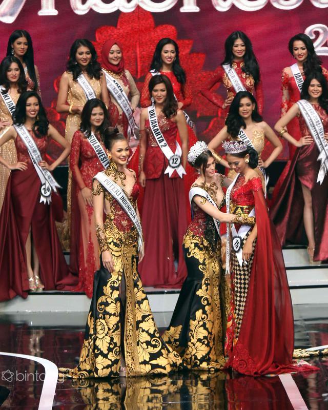 Bunga Jelitha Ibrani Puteri Indonesia 2017