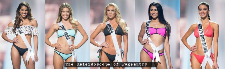 Miss USA 2017 Swimsuit Competition