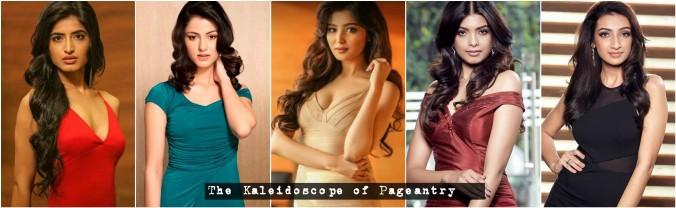 miss india femina 2017 top 15