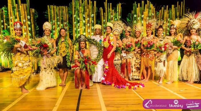 Miss Cook Islands 2017