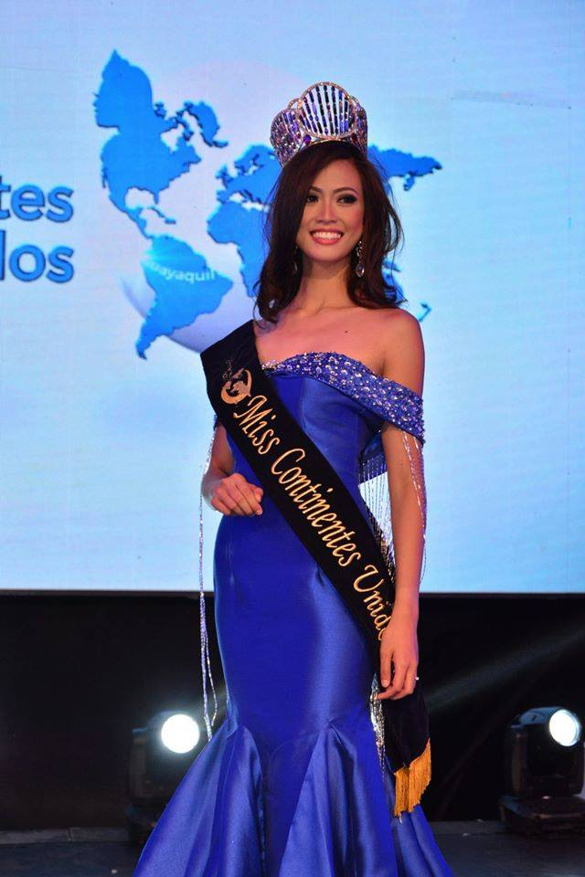 Miss United Continents 2017 winner