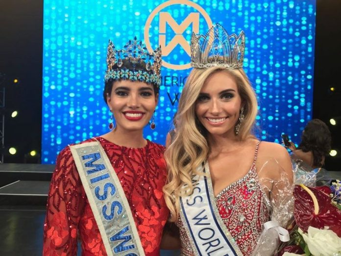 miss world 2017 united states america