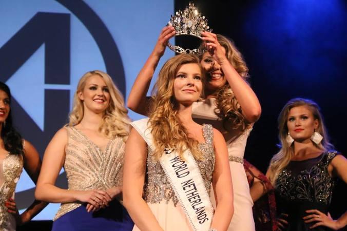 miss world netherlands 2017