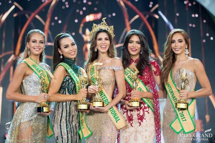 Miss Grand International 2018 Vote Now