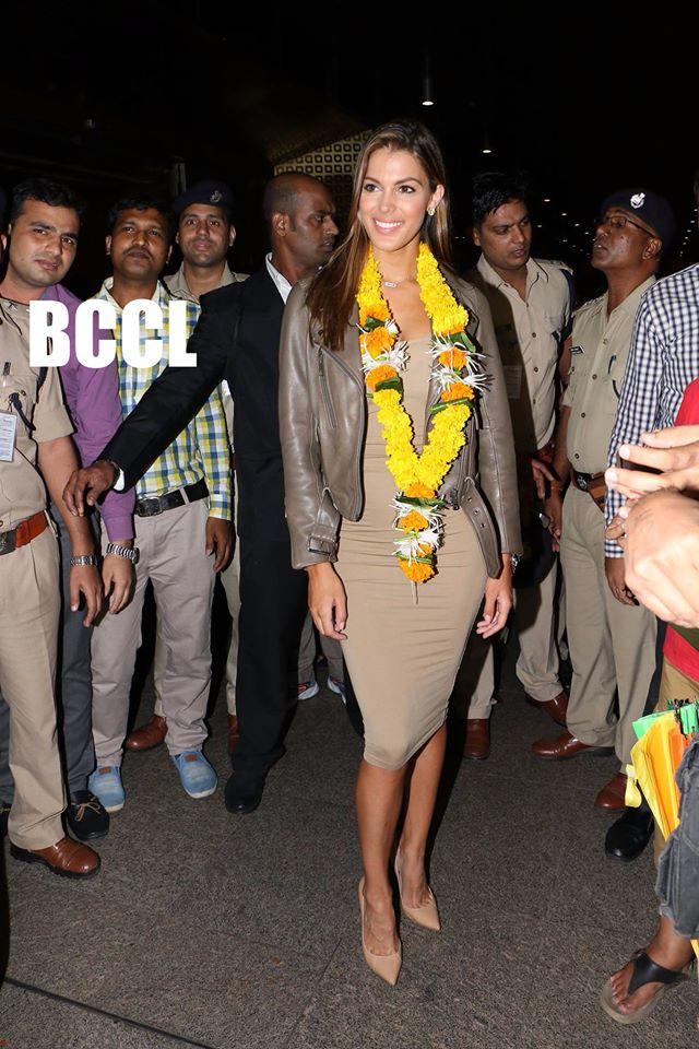 Miss Universe India 2017 Iris Mittenaere
